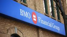 Bank of Montreal Profit: (DELLA ROLLINS FOR THE GLOBE AND MAIL)