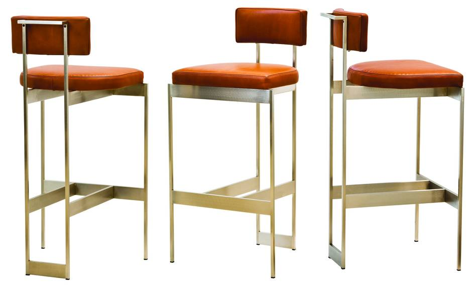Awesome Forget The Chair Pull Up A Stylish Versatile Stool Instead Machost Co Dining Chair Design Ideas Machostcouk