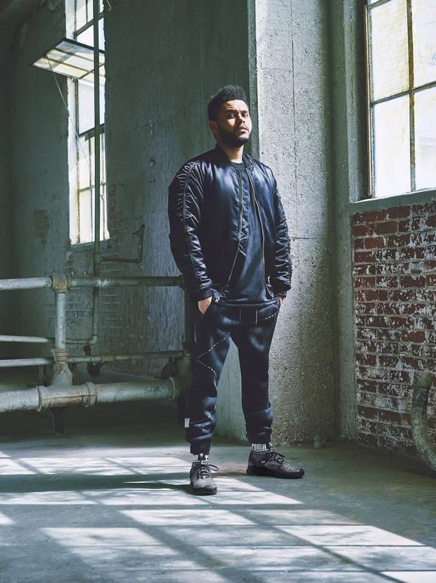 Abel Tesfaye, a.k.a. The Weeknd, is Puma's new global brand ambassador and creative collaborator.