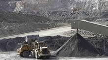 Capstone Mining's Yukon operations are see in this file photo. The company said Wednesday that the life of its Pinto copper mine in Arizona has been extended by eight years. (CHRIS WATTIE/REUTERS)