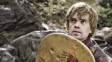 Peter Dinklage in a publicity image from HBO's Game of Thrones.