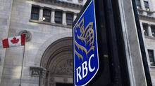 RBC will report its quarterly earnings on Friday, Dec. 2, 2011. (NATHAN DENETTE/THE CANADIAN PRESS/NATHAN DENETTE/THE CANADIAN PRESS)