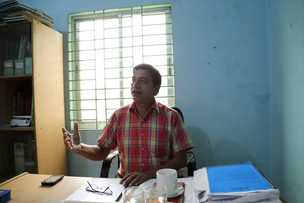 Abul Kashem became president of an anti-trafficking resistance committee in Bangladesh after seeing the mistreatment of people leaving illegally for Malaysia.