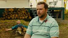 Tyler Labine in Cottage Country.