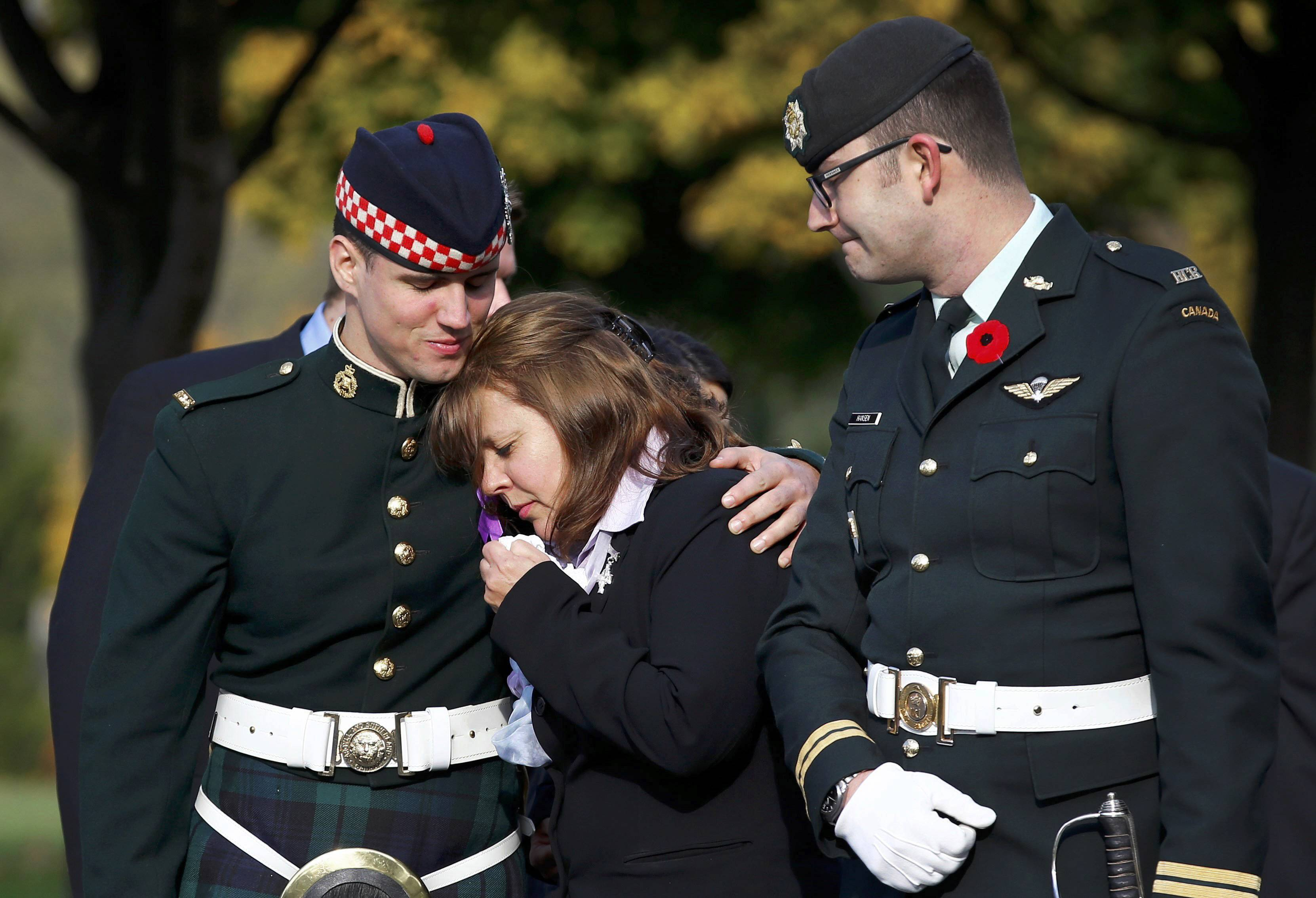 Corporal Nathan Cirillo laid to rest