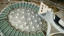 Montreal's Olympic Stadium (Photos.com/Photos.com)