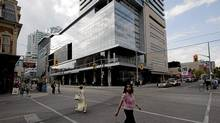 The Toronto International Film Festival celebrated its 35th anniversary in 2010 with the opening of its first purpose-built headquarters, Bell Lightbox, at 350 King St. W. in Toronto. (Sarah Dea/The Globe and Mail/Sarah Dea/The Globe and Mail)