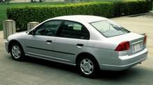 2001 Honda Civic GX (Honda)