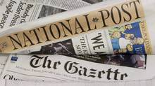 Postmedia chopping newsroom jobs (Adrian Wyld/THE CANADIAN PRESS)