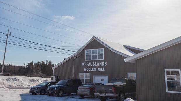 MacAusland's Woolen Mills