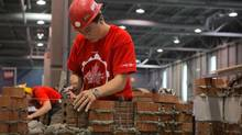 Many provincial finance ministers in Canada, including B.C.'s Mike de Jong, are concerned Stephen Harper's government is adding costs to their bottom lines in its bid to address a skilled worker shortage. (Skills Canada)