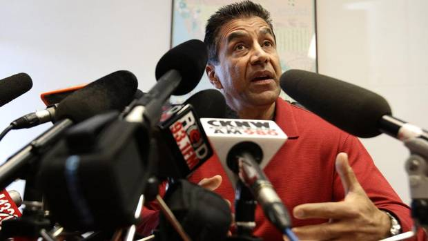 Kash Heed (Vancouver-Fraserview) (DARRYL DYCK/THE CANADIAN PRESS)