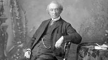 Sir John A. Macdonald, ca. 1875 (George Lancefield / Library and Archives Canada)