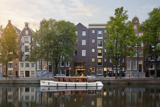 The Pulitzer Amsterdam, a 225-room, five-star hotel, occupies an enviable position in the Nine Streets, a neighbourhood packed with boutiques and restaurants.