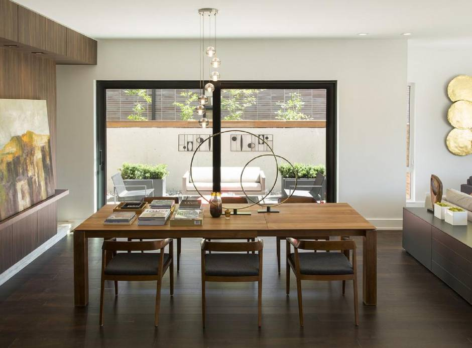 Forget 'traditional.' How builders are crafting modernist homes for the modern family