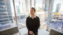Jason Johnstone is a commuter no more. Bucking the trend, his employer, SNC Lavalin, transferred 280 employees downtown in late 2011. (JENNIFER ROBERTS FOR THE GLOBE AND MAIL)