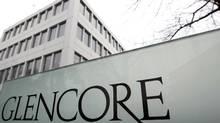 Glencore's headquarters in Baar, Switzerland. (SEBASTIAN DERUNGS/AFP/Getty Images)