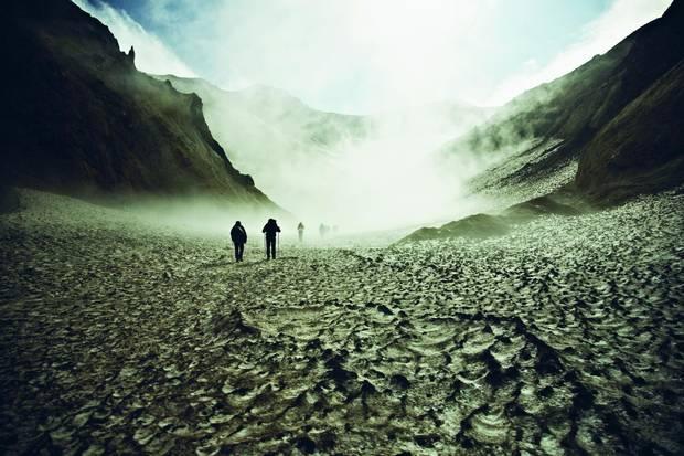 Valley of Geysers – Kamchatka Peninsula, Russia