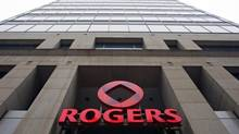 A Rogers Communications Inc. office tower is seen in downtown Montreal, March 6, 2009. (Shaun Best/REUTERS)