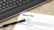 Resume on the Table (NAN104/Getty Images/iStockphoto)