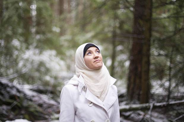 Dyhia Belhabib, 32. Vancouver. Program manager at Ecotrust Canada. Algerian-Canadian.