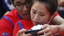 people have already watched roughly 1.2 billion minutes of ads related to the World Cup on YouTube (KIM HONG-JI/REUTERS)