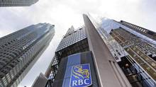 RBC is the model of dividend investing – share prices may fluctuate, but the company will continue to raise payouts. (Gloria Nieto/The Globe and Mail)