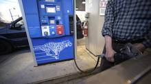 Petroleum products may just be where the falling dollar hurts households the most. (Fred Lum/The Globe and Mail)