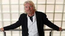Richard Branson, the founder of Virgin Group Ltd and proponent of a new approach to the war on drugs. (Chris Ratcliffe/Bloomberg)