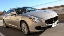 2014 Maserati Quattroporte (Maserati)