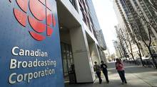 CBC's Toronto headquarters has 500,000 square feet of available space to be leased. (Nathan Denette/The Canadian Press/Nathan Denette/The Canadian Press)
