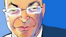 Stephen Elop by Anthony Jenkins (Anthony Jenkins/The Globe and Mail/Anthony Jenkins/The Globe and Mail)