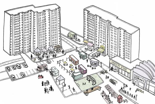 Toronto's new RAC zoning category, by loosening up the rules on tower neighbourhoods, aims to advance social integration and economic development.