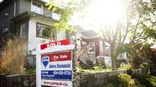 Over the past five years, prices for detached properties in Vancouver have surged. (RAFAL GERSZAK)