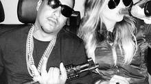 (Photo source: Khloe Kardashian's Instagram account)