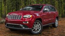2014 Jeep Grand Cherokee (Chrysler)