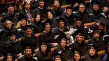 The country does need more PhDs but not more professors. (DARRYL DYCK For The Globe and Mail)