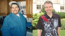 Victor Richard,from Moncton NB., is our next lost it subject. These are BEFORE pics he sent. He lost 118 lbs by following the Canada Food Guide. handouts