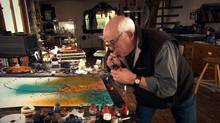 For No Good Reason looks at the life of Ralph Steadman, a cartoonist who worked with Hunter S. Thompson.