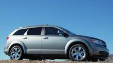 2009 Dodge Journey (Ted Laturnus for The Globe and Mail)