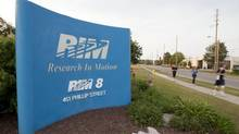 Thursday RIM managed to shock Bay Street analysts with its dismal performance. (Matthew Sherwood for The Globe and Mail)