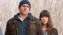 Charlie Hunnam and Olivia Wilde in Deadfall.