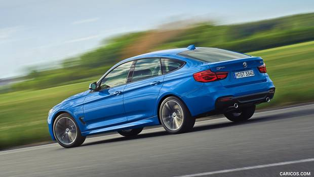 2018 BMW 3 Series.
