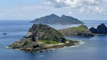 There are reports that a flotilla of about 1,000 Chinese fishing boats is headed for the disputed islands at the heart of the dispute between China and Japan. A move toward the islands – known as Senkaku in Japan and Diaoyu in China – raise the question of whether Japan's coast guard or navy would confront the ships. (AP)