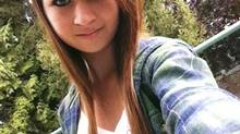 Undated Facebook photo of Amanda Todd, the B.C. teenager who committed suicide after being bullied online and in person. (Facebook)