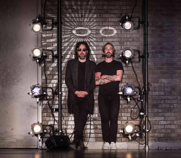 Broken Social Scene's Kevin Drew and Billy Talent's Ben Kowalewicz will star in A&R Angels, written by Drew, at Crow's Theatre in Toronto.