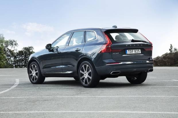 Volvo XC60.