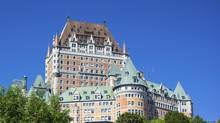 Chateau Frontenac, Old Quebec city, Canada. (iStockphoto)