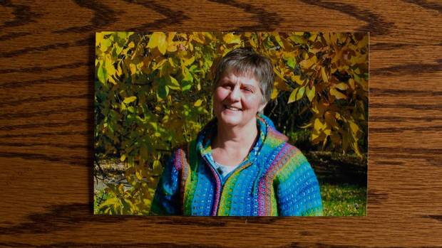 Family photo of Shirley Parkinson. Ms. Parkinson was murdered by her husband Donald Parkinson on September 10, 2014. He later killed himself.
