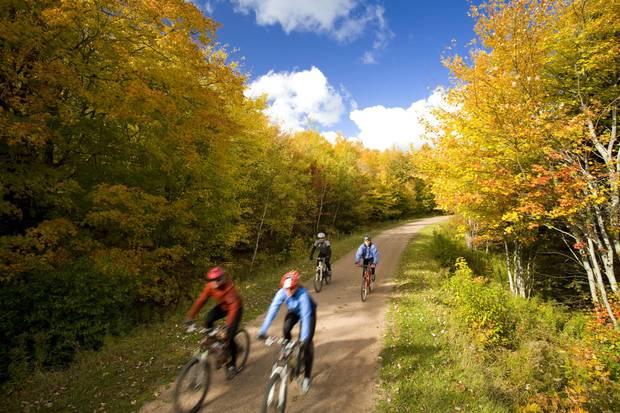 Prince Edward Island's Confederation Trail.
